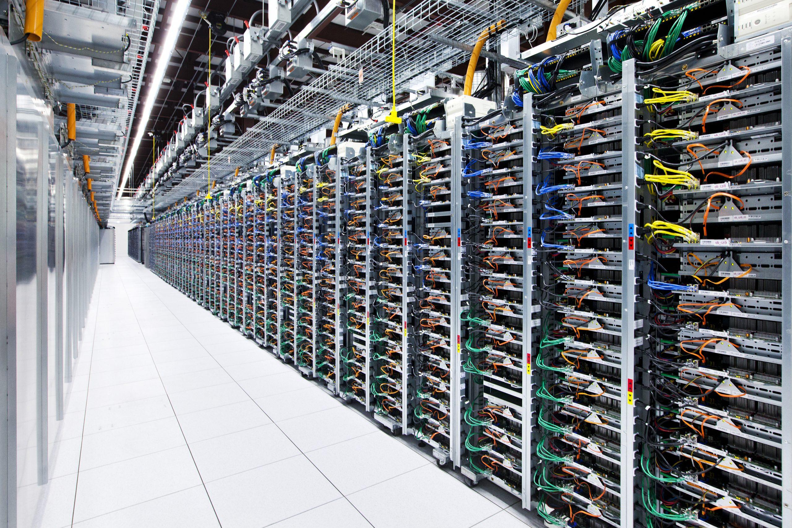 Datacenter von Google